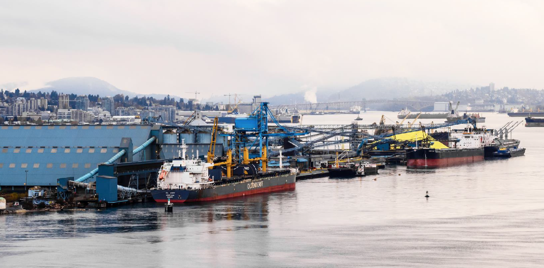 Vancouver Wharves 4
